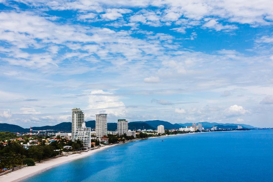 HuaHin-Beach
