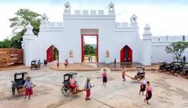 """พรีวิว : แหล่งท่องเที่ยวสไตล์ย้อนยุค """"เมืองมัลลิกา ร.ศ.124″ จ.กาญจนบุรี"""