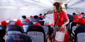 เวียตเจ็ท จัดโปรตั๋วราคา 0 บาทให้ครอบคลุมเส้นทางบินระหว่างประเทศ
