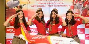 เวียตเจ็ท เปิด 4 เส้นทางบินใหม่ในเมืองไทยพร้อมจัดโปรฯ เริ่มต้น 0 บาท