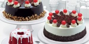 โปรโมชั่น Festive 2016 เค้กและคุกกี้จากกาโตว์ เฮ้าส์ (วันนี้ - 27 ธ.ค.58)