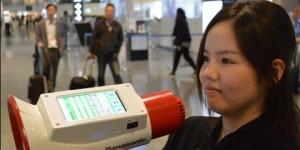 'นาริตะ' ใช้โทรโข่งแปล 3 ภาษาบริการนักท่องเที่ยว
