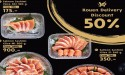 โปรจัดเต็ม เอาใจคนรักปลาสีส้มห้ามพลาด ลดสูงสุด 50% ที่ Kouen Sushi Bar (วันนี้ – 31 ก.ค. 60)