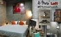 พรีวิว : อะโมเต้ลอฟ (A-mote'loft) ที่พักแนว ChicChic @พิษณุโลก