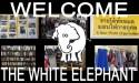 รีวิว : แหล่งช็อปปิ้ง สินค้ามือสอง ซื้อของ ได้บุญ THE WHITE ELEPHANT